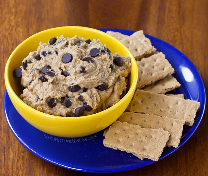 chickpea-cookie-dough-dip